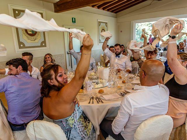 Il matrimonio di Adelmo e Chiara a Trenzano, Brescia 257
