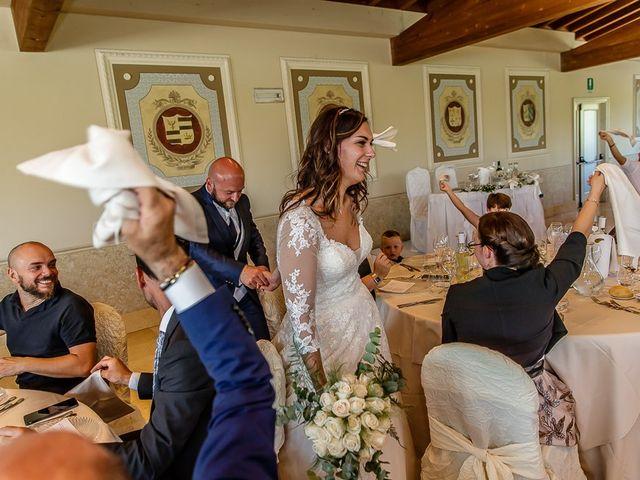 Il matrimonio di Adelmo e Chiara a Trenzano, Brescia 260