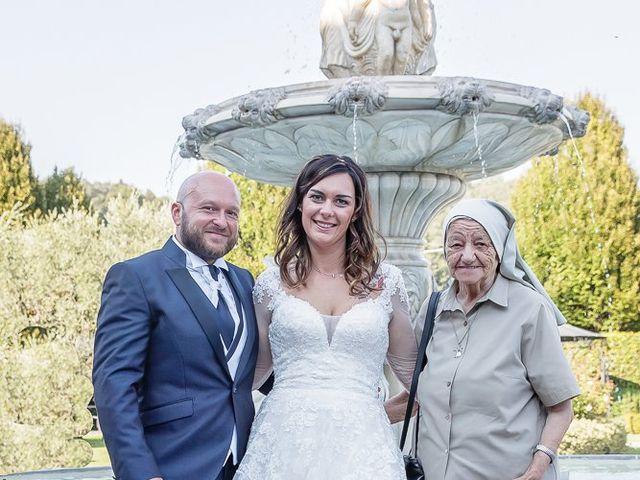 Il matrimonio di Adelmo e Chiara a Trenzano, Brescia 327