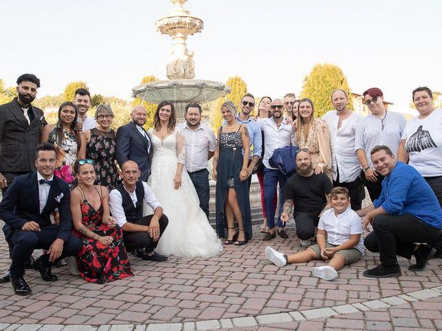 Il matrimonio di Adelmo e Chiara a Trenzano, Brescia 328