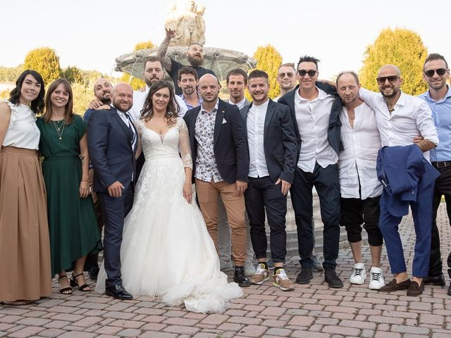 Il matrimonio di Adelmo e Chiara a Trenzano, Brescia 330
