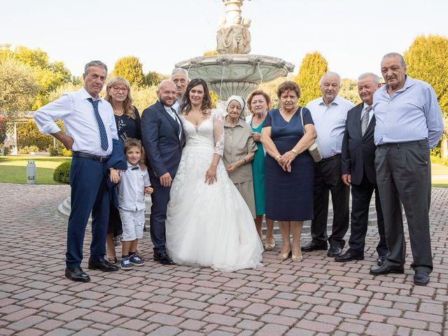 Il matrimonio di Adelmo e Chiara a Trenzano, Brescia 334