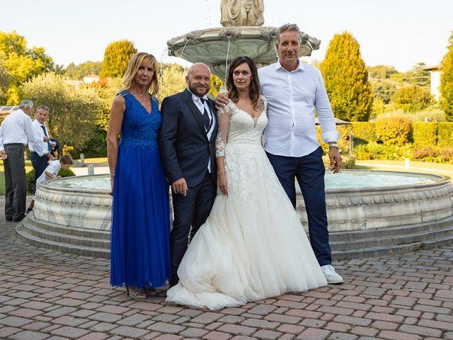 Il matrimonio di Adelmo e Chiara a Trenzano, Brescia 337