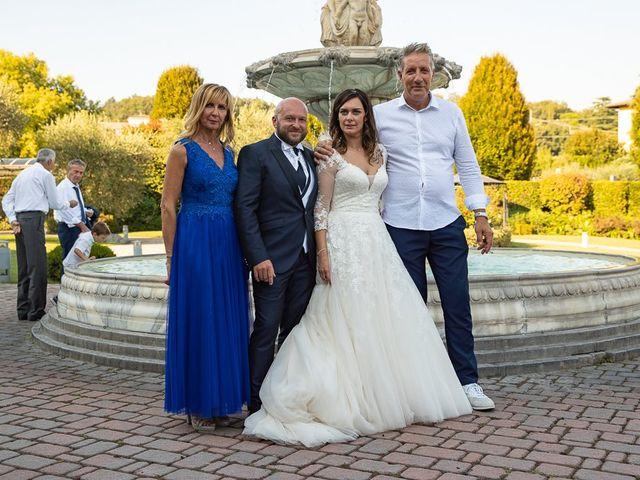 Il matrimonio di Adelmo e Chiara a Trenzano, Brescia 338