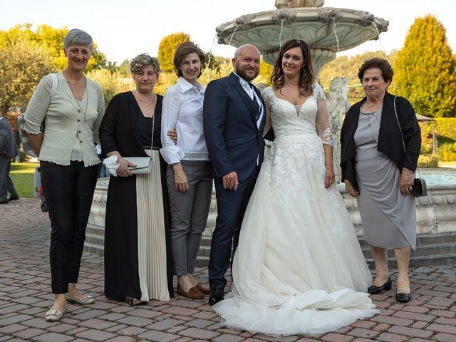 Il matrimonio di Adelmo e Chiara a Trenzano, Brescia 339