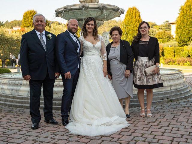 Il matrimonio di Adelmo e Chiara a Trenzano, Brescia 340