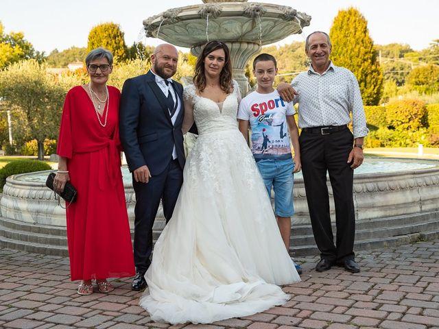 Il matrimonio di Adelmo e Chiara a Trenzano, Brescia 341