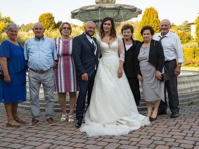 Il matrimonio di Adelmo e Chiara a Trenzano, Brescia 342