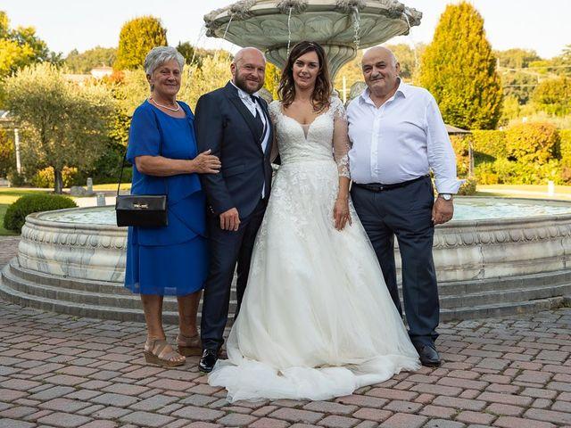 Il matrimonio di Adelmo e Chiara a Trenzano, Brescia 343