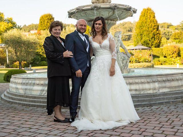 Il matrimonio di Adelmo e Chiara a Trenzano, Brescia 344