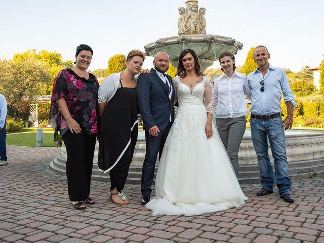 Il matrimonio di Adelmo e Chiara a Trenzano, Brescia 346