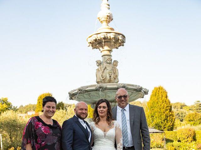 Il matrimonio di Adelmo e Chiara a Trenzano, Brescia 347