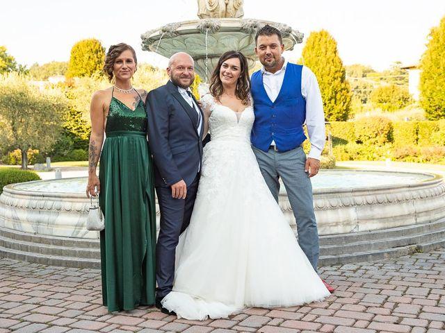 Il matrimonio di Adelmo e Chiara a Trenzano, Brescia 349