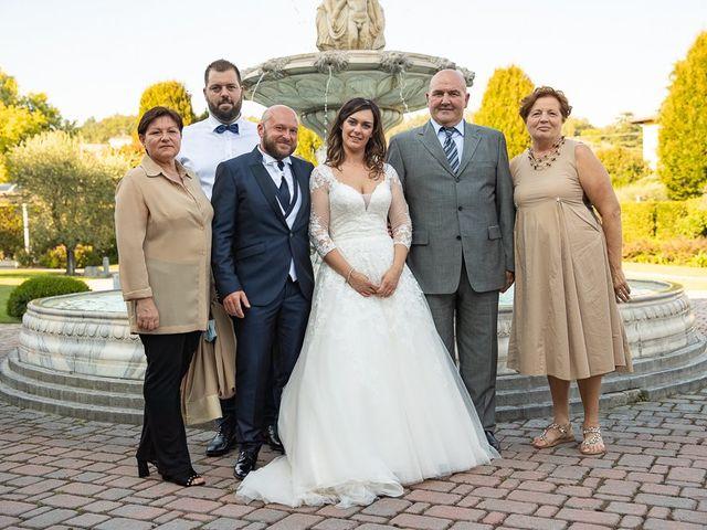 Il matrimonio di Adelmo e Chiara a Trenzano, Brescia 350