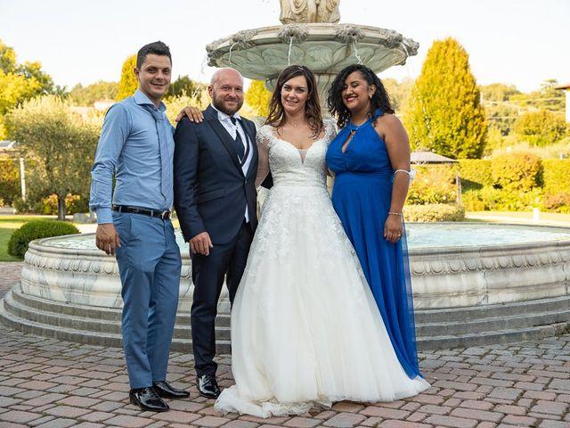 Il matrimonio di Adelmo e Chiara a Trenzano, Brescia 351