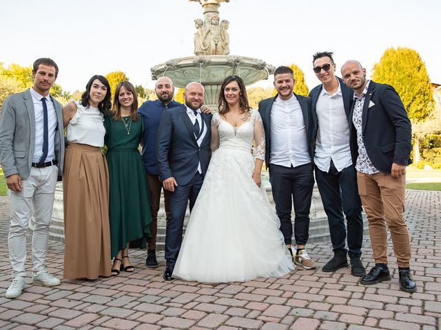 Il matrimonio di Adelmo e Chiara a Trenzano, Brescia 352