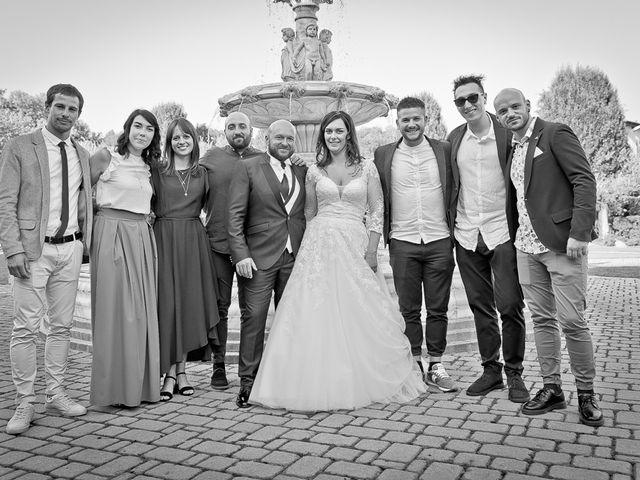 Il matrimonio di Adelmo e Chiara a Trenzano, Brescia 353