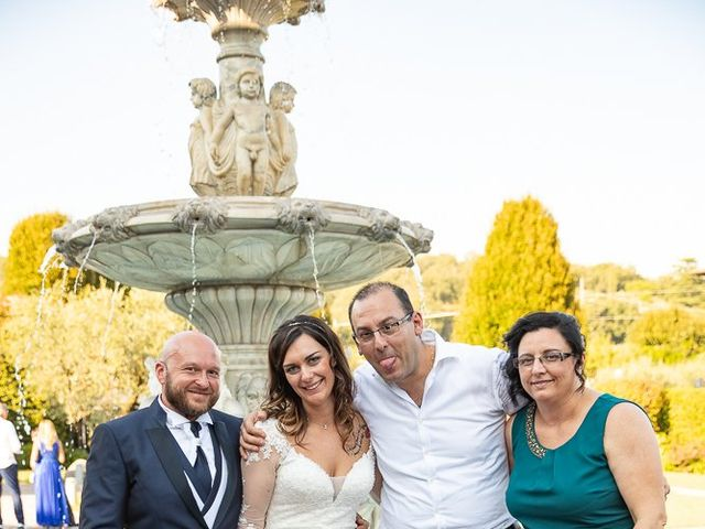 Il matrimonio di Adelmo e Chiara a Trenzano, Brescia 355