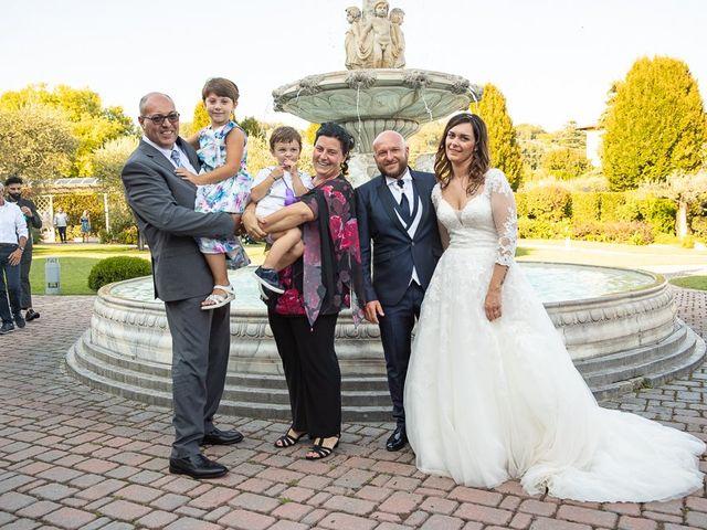 Il matrimonio di Adelmo e Chiara a Trenzano, Brescia 356