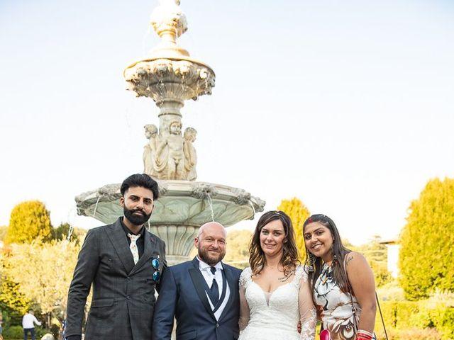 Il matrimonio di Adelmo e Chiara a Trenzano, Brescia 357