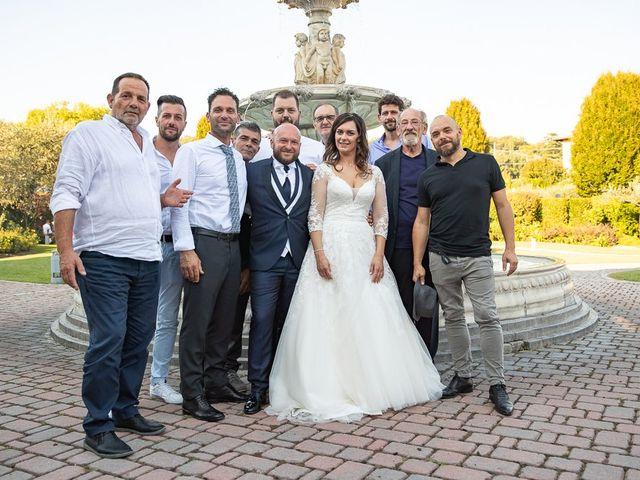 Il matrimonio di Adelmo e Chiara a Trenzano, Brescia 360