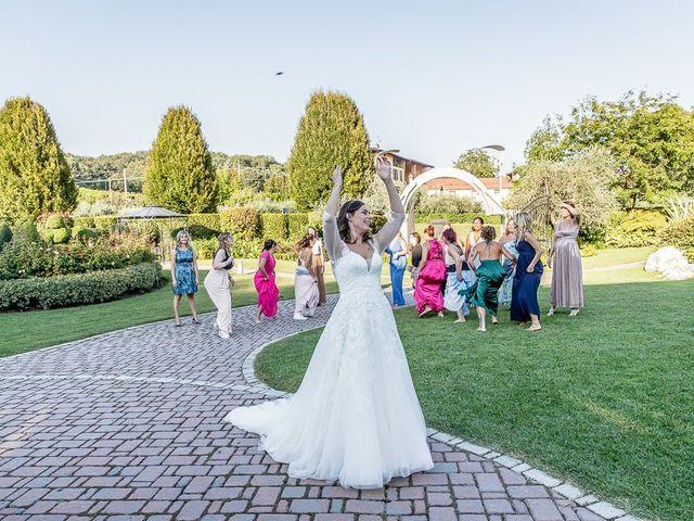 Il matrimonio di Adelmo e Chiara a Trenzano, Brescia 366