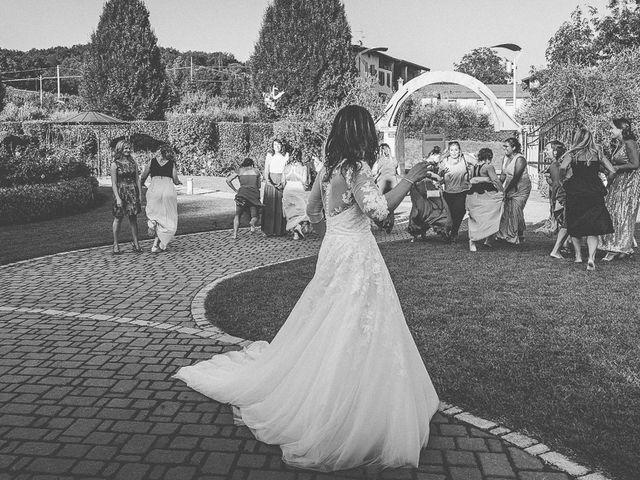Il matrimonio di Adelmo e Chiara a Trenzano, Brescia 367