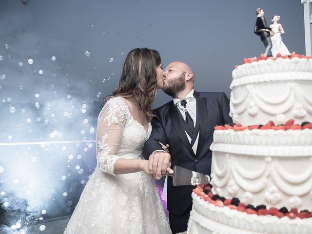 Il matrimonio di Adelmo e Chiara a Trenzano, Brescia 377