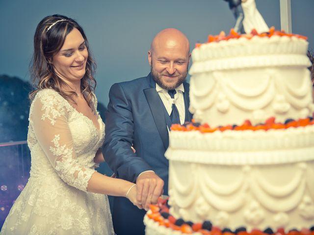 Il matrimonio di Adelmo e Chiara a Trenzano, Brescia 378