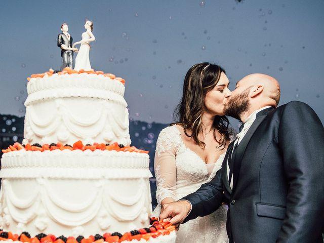 Il matrimonio di Adelmo e Chiara a Trenzano, Brescia 379