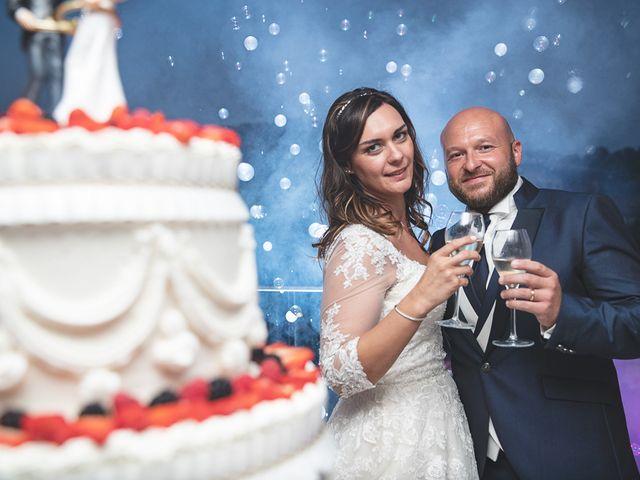 Il matrimonio di Adelmo e Chiara a Trenzano, Brescia 384