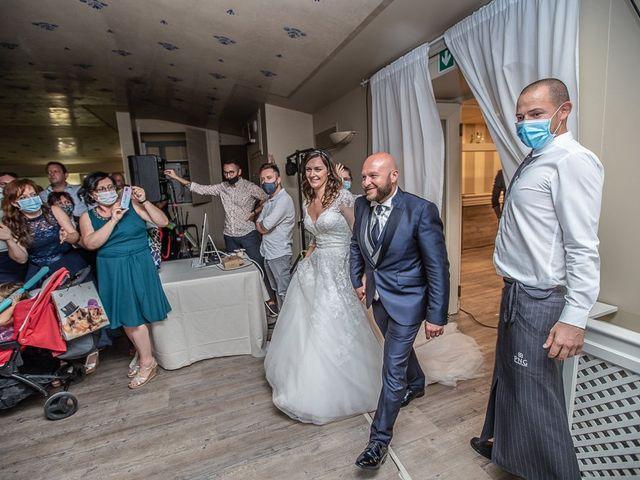 Il matrimonio di Adelmo e Chiara a Trenzano, Brescia 386