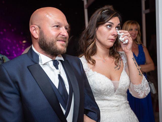 Il matrimonio di Adelmo e Chiara a Trenzano, Brescia 391