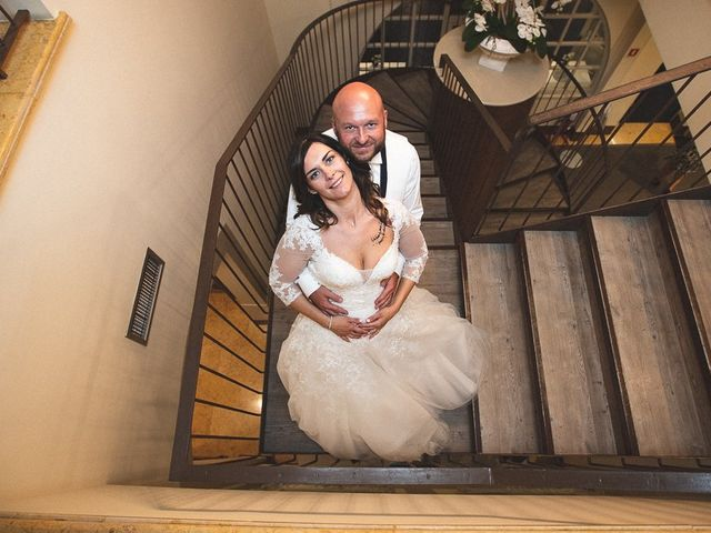 Il matrimonio di Adelmo e Chiara a Trenzano, Brescia 411