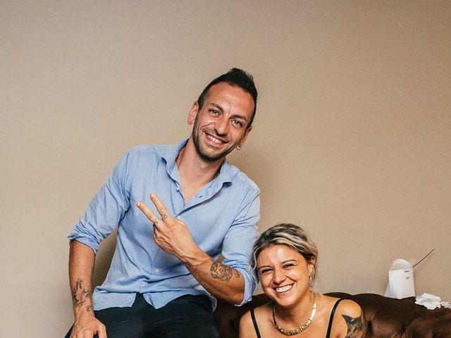 Il matrimonio di Adelmo e Chiara a Trenzano, Brescia 439