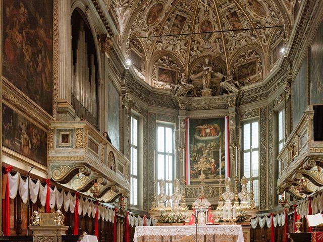 Il matrimonio di Federico e Francesca a Brescia, Brescia 28