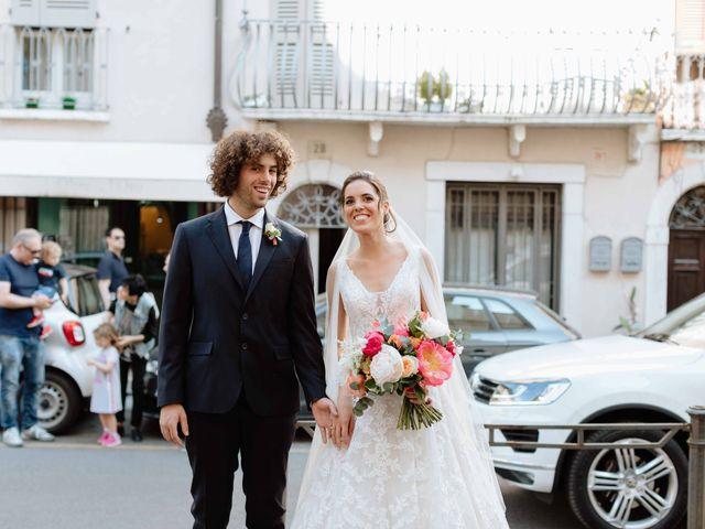 Il matrimonio di Federico e Francesca a Brescia, Brescia 32