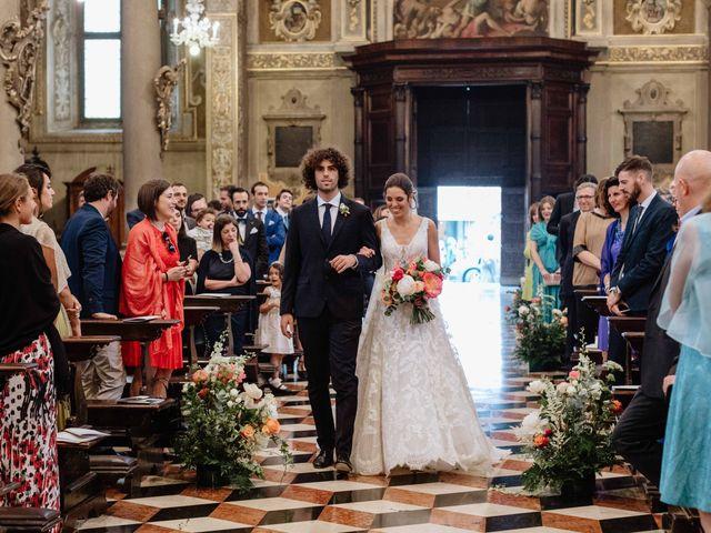 Il matrimonio di Federico e Francesca a Brescia, Brescia 33