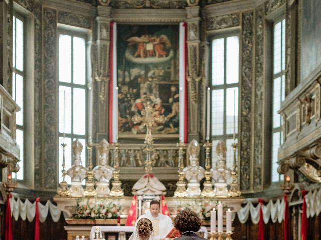 Il matrimonio di Federico e Francesca a Brescia, Brescia 34