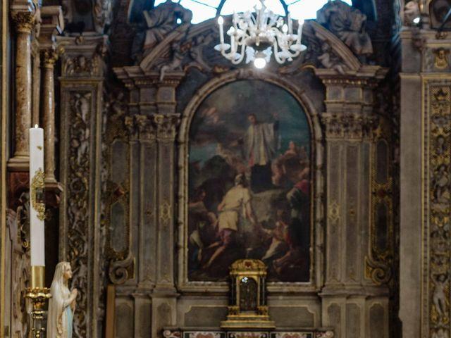 Il matrimonio di Federico e Francesca a Brescia, Brescia 35