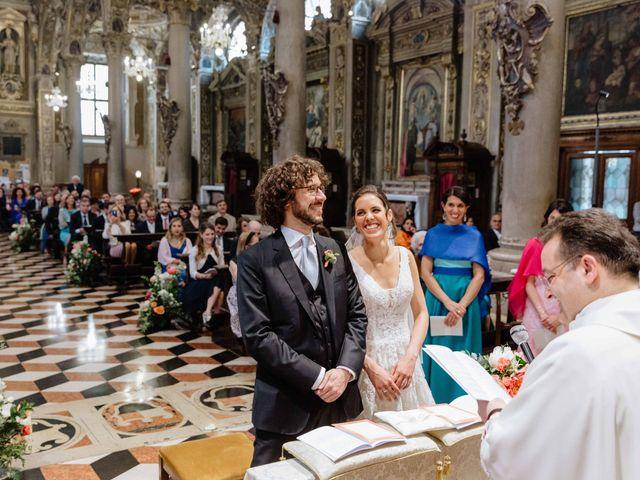 Il matrimonio di Federico e Francesca a Brescia, Brescia 36