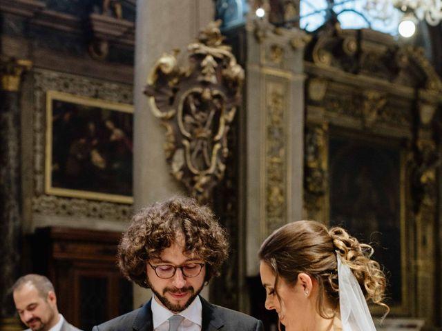 Il matrimonio di Federico e Francesca a Brescia, Brescia 37