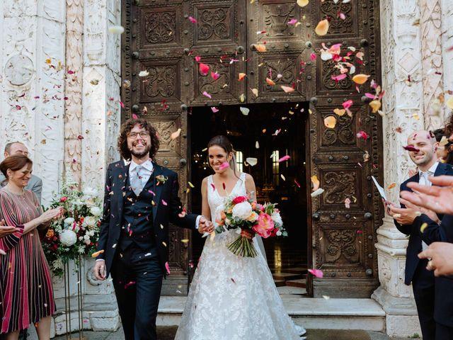 Il matrimonio di Federico e Francesca a Brescia, Brescia 39