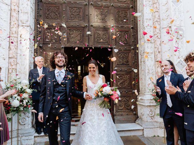 Il matrimonio di Federico e Francesca a Brescia, Brescia 40