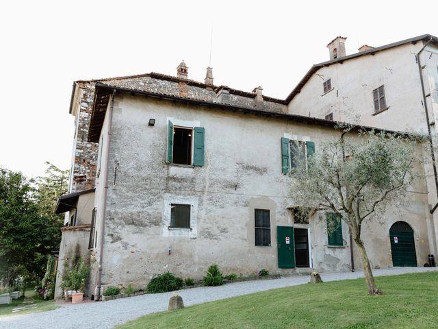 Il matrimonio di Federico e Francesca a Brescia, Brescia 41