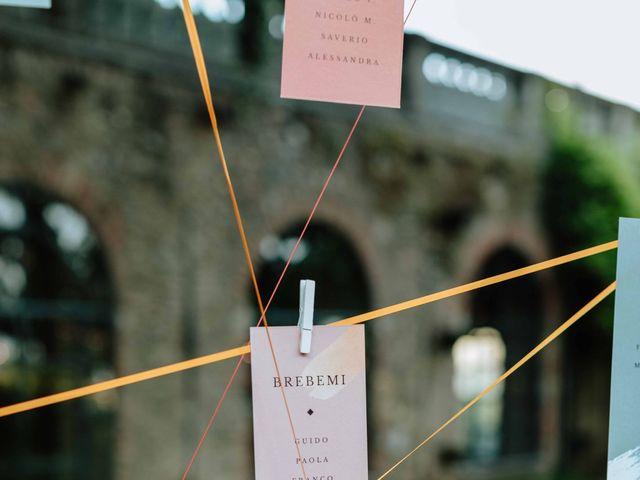 Il matrimonio di Federico e Francesca a Brescia, Brescia 44