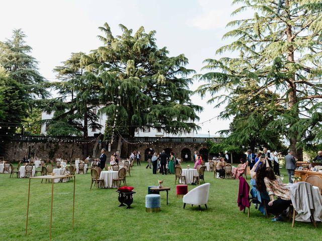 Il matrimonio di Federico e Francesca a Brescia, Brescia 46