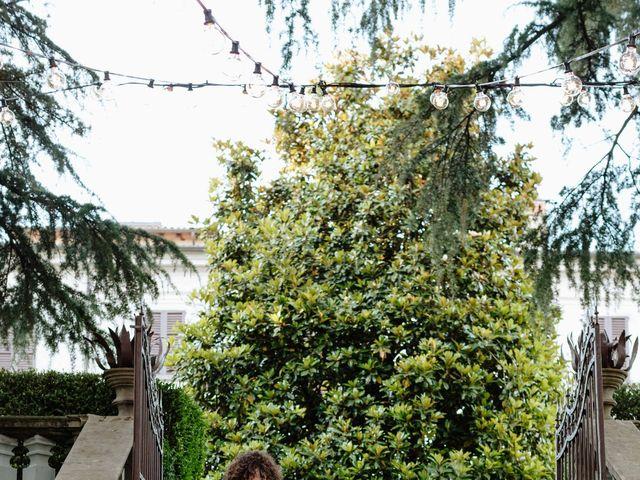 Il matrimonio di Federico e Francesca a Brescia, Brescia 50