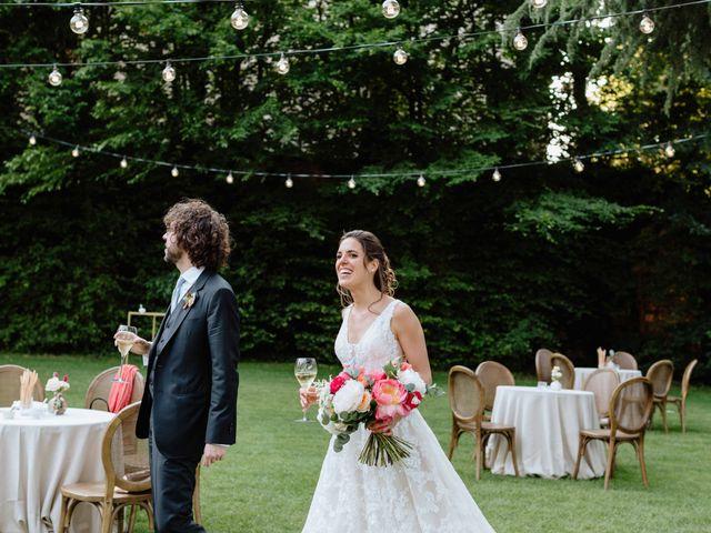 Il matrimonio di Federico e Francesca a Brescia, Brescia 51