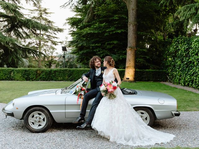 Il matrimonio di Federico e Francesca a Brescia, Brescia 60